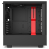 Case NZXT H510i ( WHITE / BLACK / RED )
