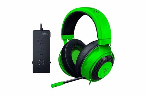 Tai nghe RAZER KRAKEN TOURNAMENT EDITION - WIRED GAMING HEADSET WITH USB AUDIO CONTROLLER