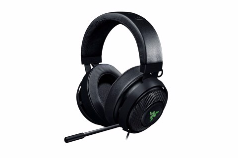 Tai nghe RAZER KRAKEN PRO V2 – ANALOG GAMING HEADSET – OVAL EAR CUSHIONS