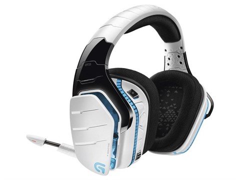 Tai nghe LOGITECH G933 WIRELESS 7.1 RGB GAMING HEADSET - WHITE