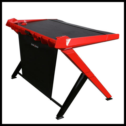 DXRACER GAMING DESK GD/1000/NR