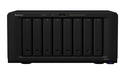 NAS SYNOLOGY DISKSTATION DS1819+
