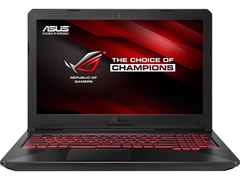 ASUS TUF GAMING FX504GD-E4177T