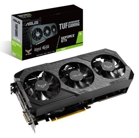 VGA ASUS TUF Gaming X3 GeForce® GTX 1660 Advanced edition 6GB GDDR5