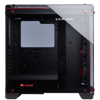 Case CORSAIR CRYSTAL SERIES 570X RED RGB -TEMPERED GLASS