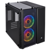 Case CORSAIR CRYSTAL SERIES 280X RGB TEMPERED GLASS - BLACK