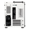 Case CORSAIR CRYSTAL SERIES 280X RGB TEMPERED GLASS MICRO ATX CASE — WHITE