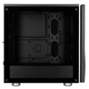Case CORSAIR CARBIDE SPEC-06 TEMPERED GLASS BLACK RGB