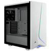 Case CORSAIR CARBIDE SPEC-06 TEMPERED GLASS WHITE RGB