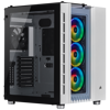 Case CORSAIR CRYSTAL SERIES 680X RGB ATX HIGH AIRFLOW TEMPERED GLASS SMART CASE
