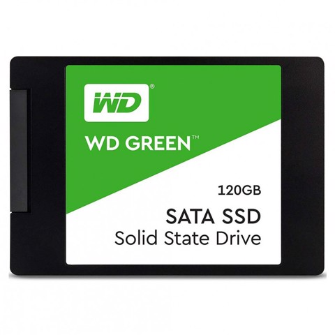 WD GREEN 120GB SATA3