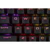 CORSAIR KEYCAP PBT DOUBLE SHOT BLACK