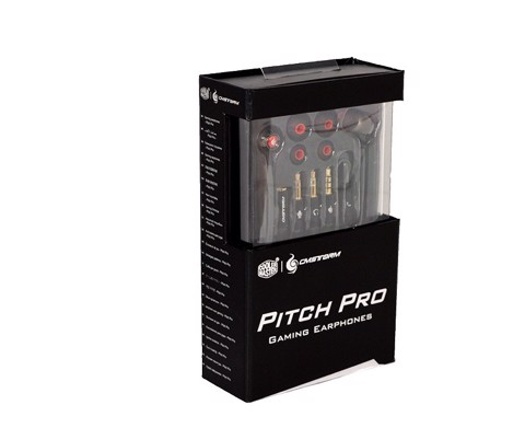 CoolerMaster Pitch Pro
