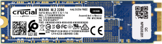 SSD CRUCIAL 250GB M.2 - CT250MX500SSD4