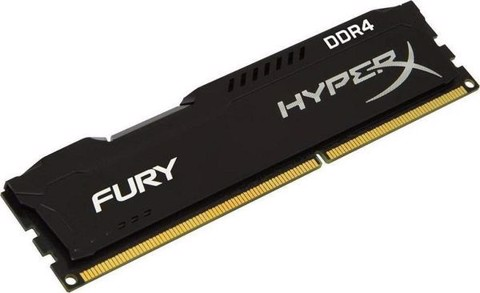 RAM Kingston HyperX Fury 1x8GB DDR4 2666MHz