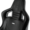 NOBLE CHAIR EPIC BLACK/BLACK
