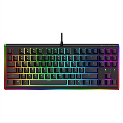 Bàn phím DURGOD GEMINI K520 NEBULA (CHERRY-BLUE/RED/BROWN SWITCH) US