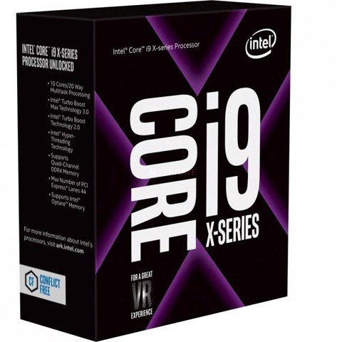 CPU INTEL Core i9 - 10940X