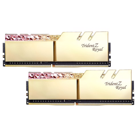 G.SKILL TRIDENT Z ROYAL 16GB (2 X 8GB) BUS 3000 C16
