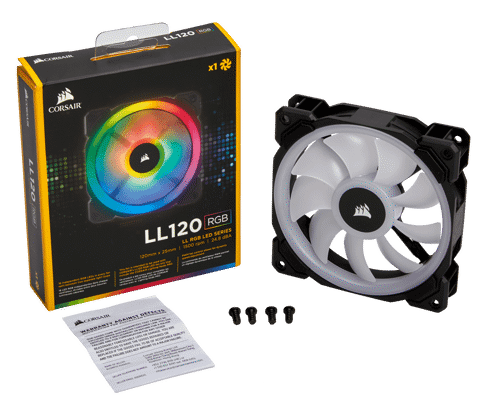 CORSAIR FAN LL 120 SINGLE