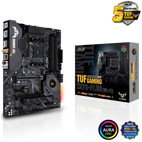 ASUS TUF GAMING X570 PLUS (WIFI)