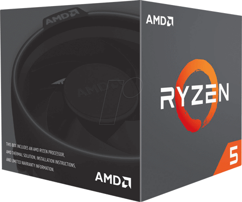 CPU AMD RYZEN 5 2600