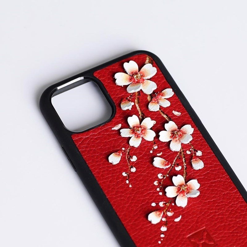 Case iPhone 11 Pro Do116-PK Đào Đỏ-20