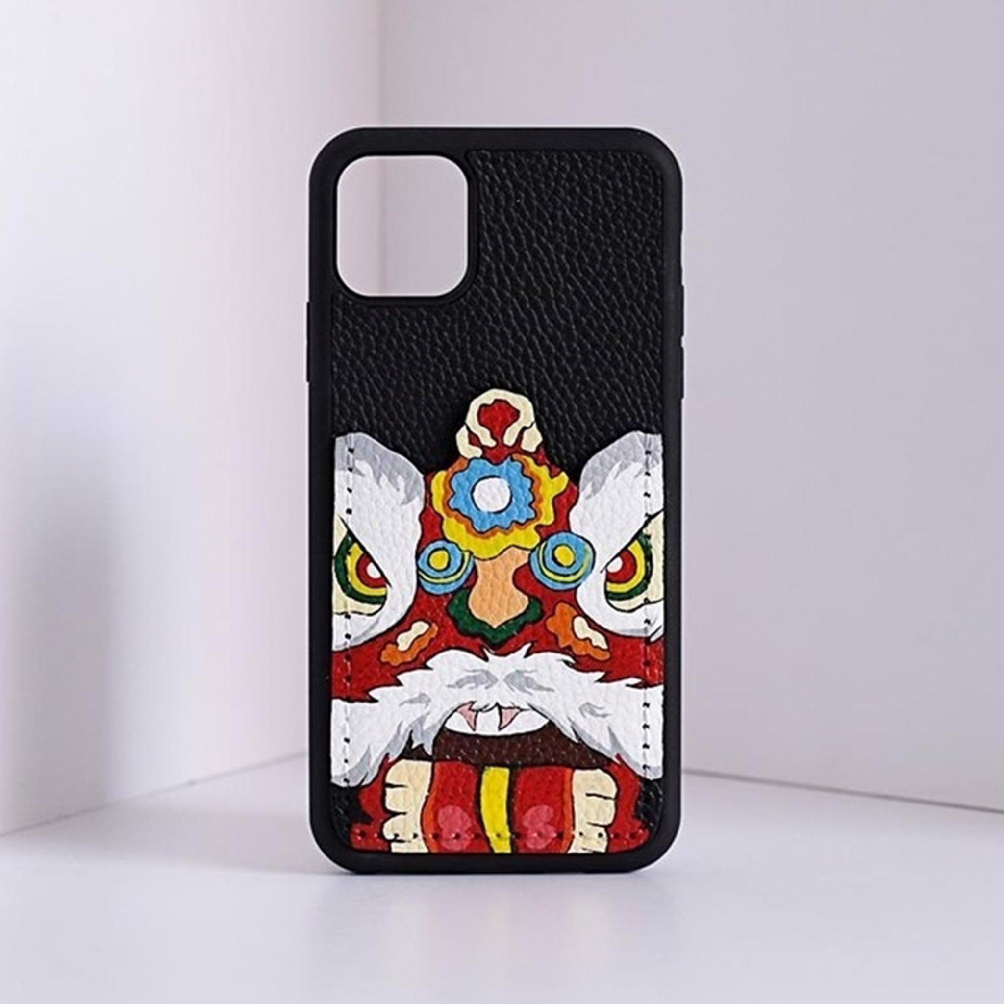 Case iPhone 11 Max De33-Ngăn Lân