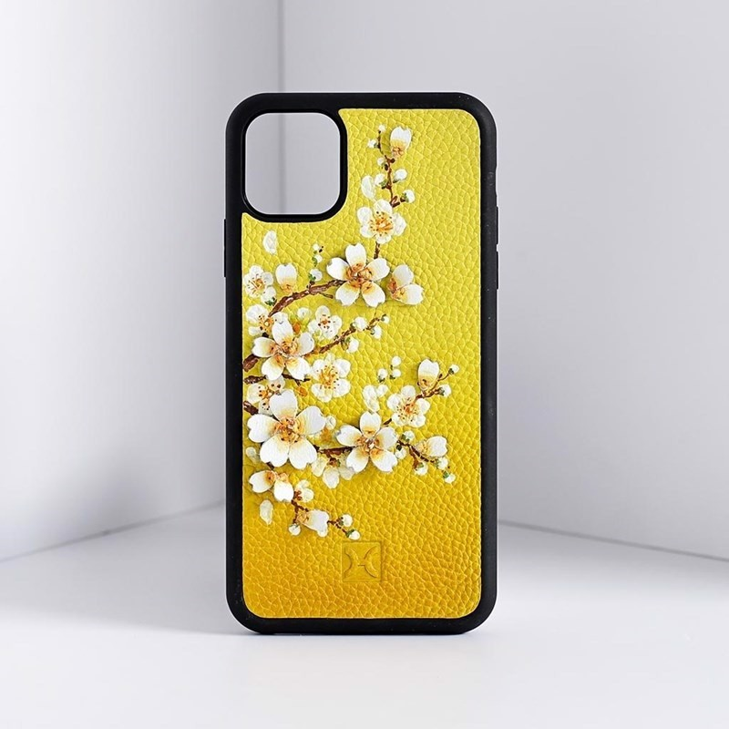 Case iPhone 11 Max V125-PK Mai Vàng-20