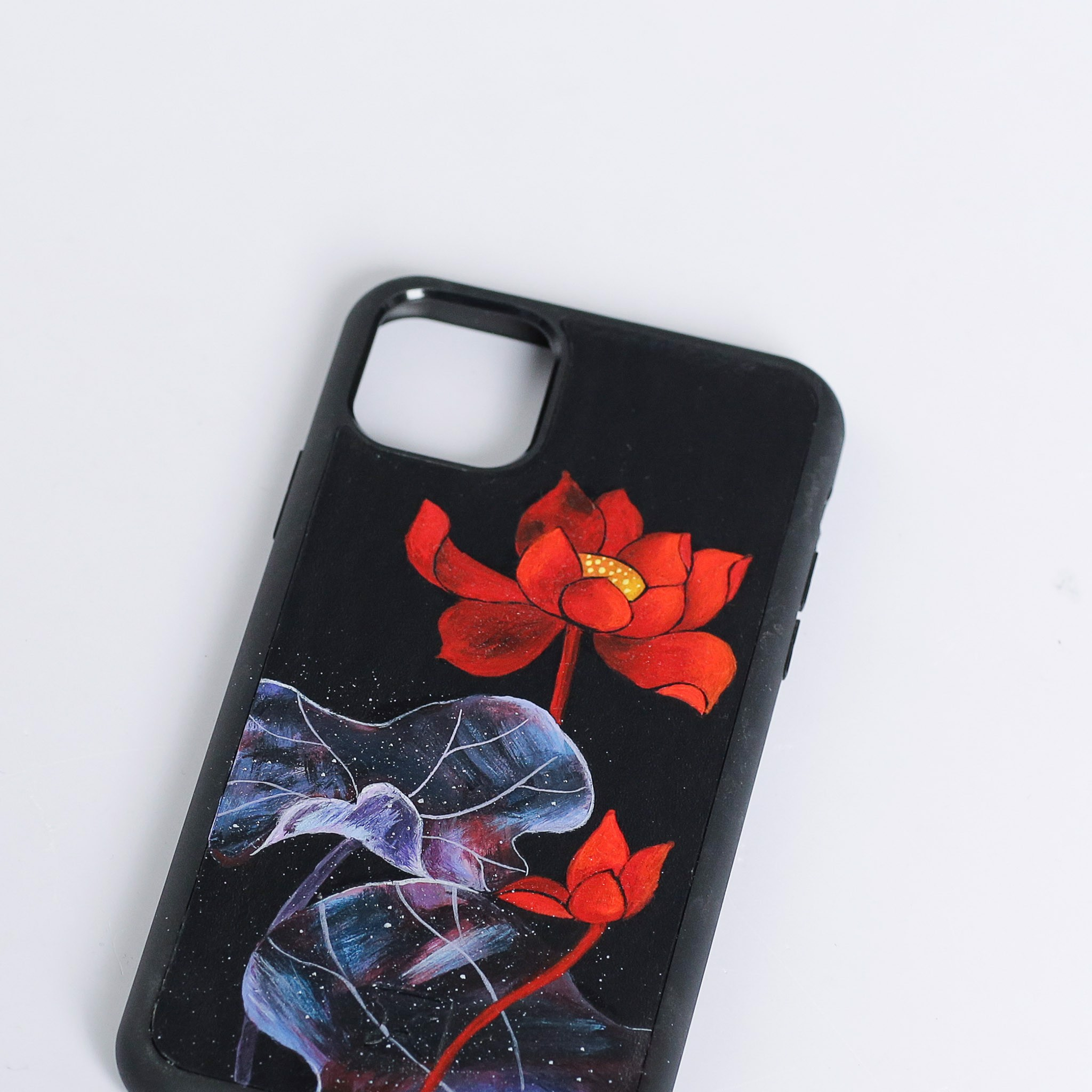 Case iPhone 11 Max De114-Sen Cổ