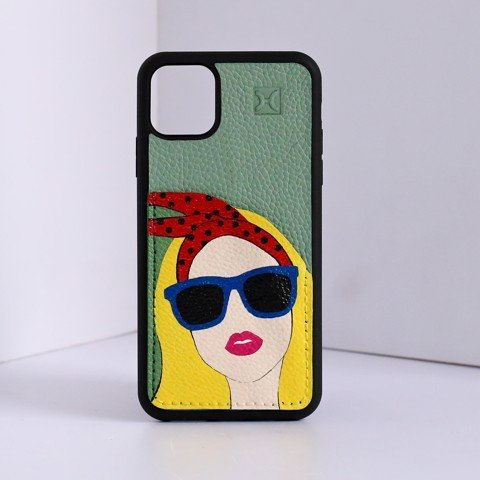 Case iPhone 11 Max X127-X142-Ngăn Girl 4