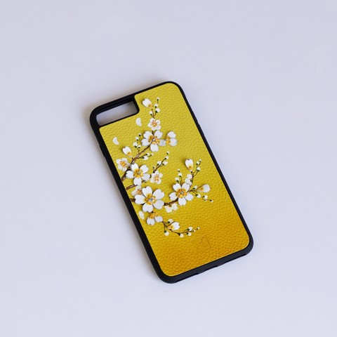 Case iPhone 6/7/8 Plus V125-PK Mai Vàng-20