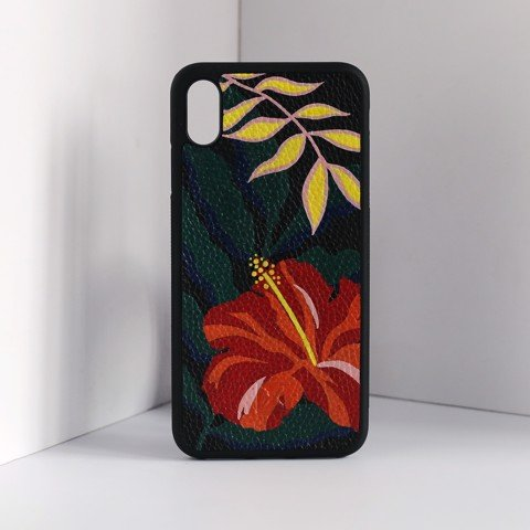 Case iPhone XS Max De33-Tropic 1