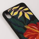 Case iPhone X De33-Tropic 1