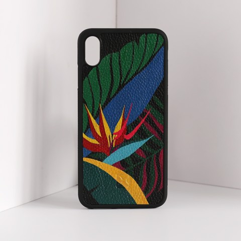 Case iPhone X De33-Tropic 2
