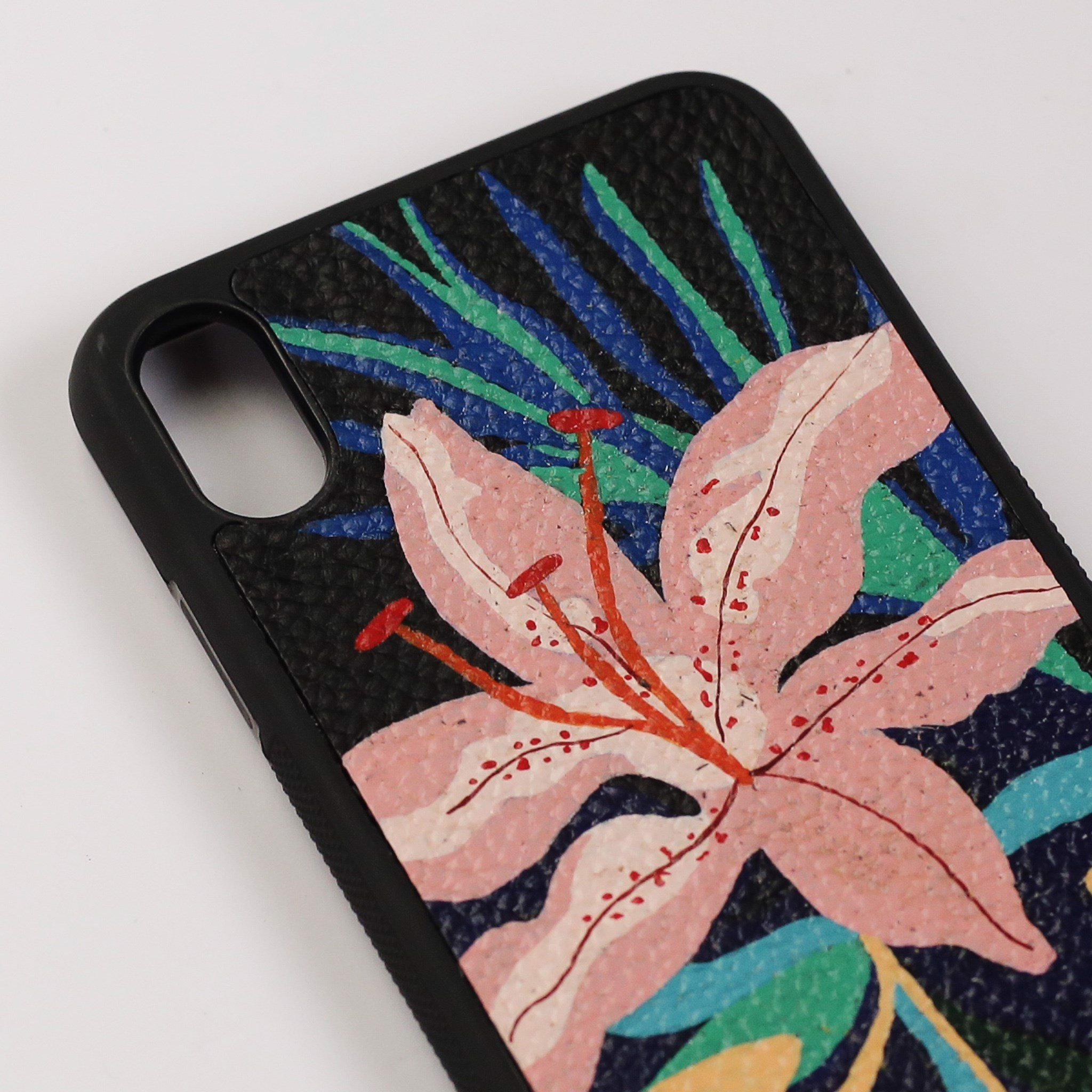 Case iPhone XS Max De33-Tropic 3