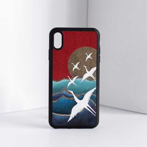Case iPhone XS Max Do116-Orient dát vàng