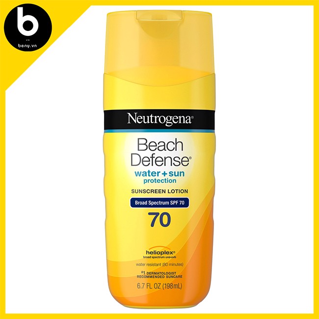 Kem Chống Nắng Neutrogena Beach Defense Water Sun Protection Sunscreen Lotion