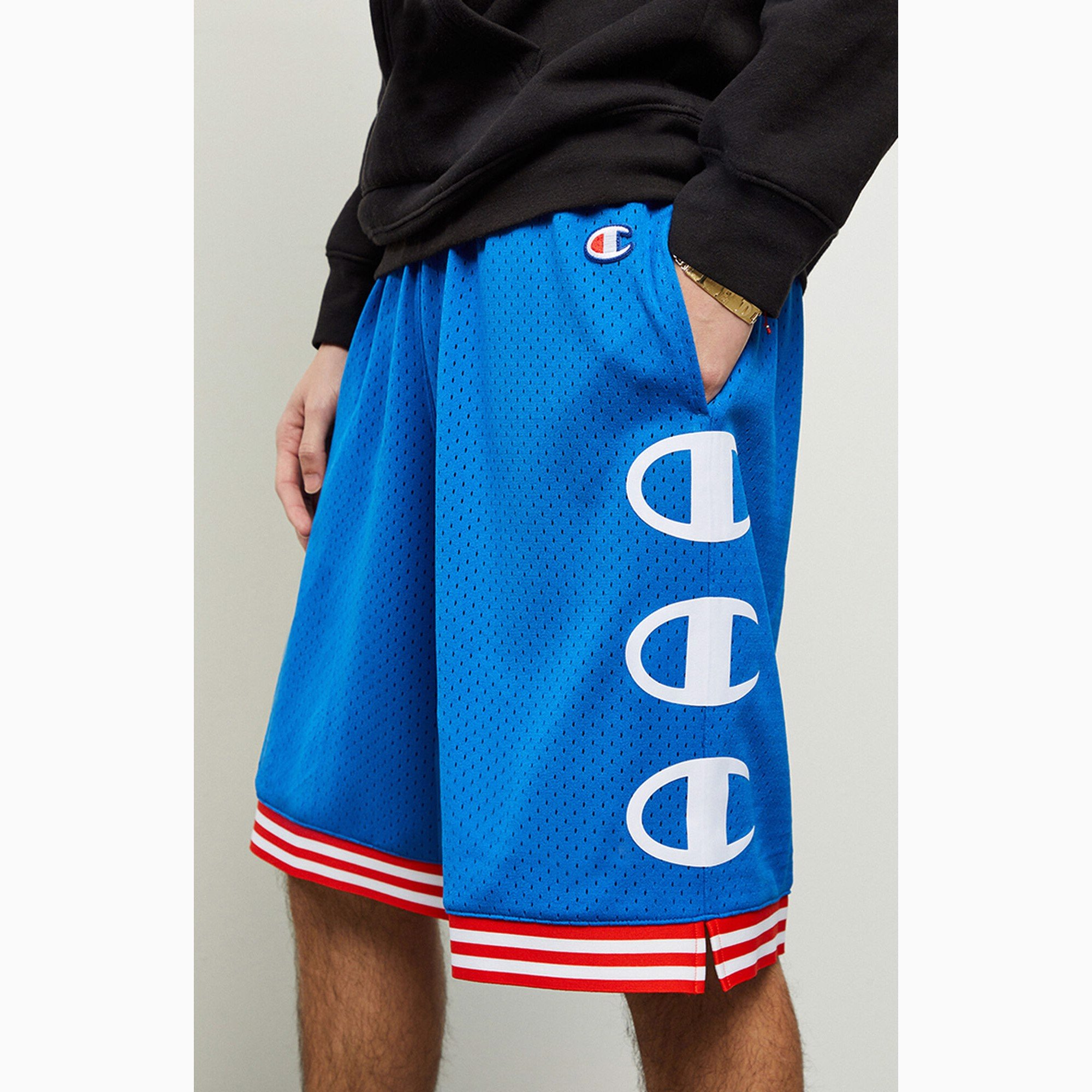 Champion Life® Rec Mesh Shorts 'Blue'