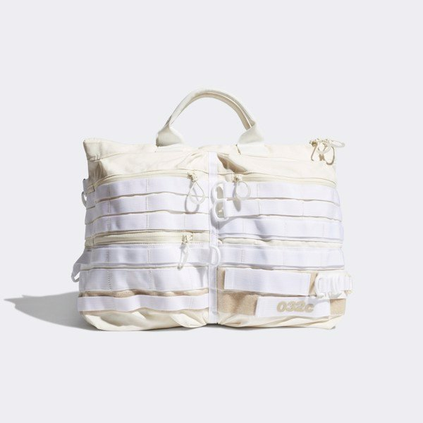 adidas 032C Duffle Bag - Off White