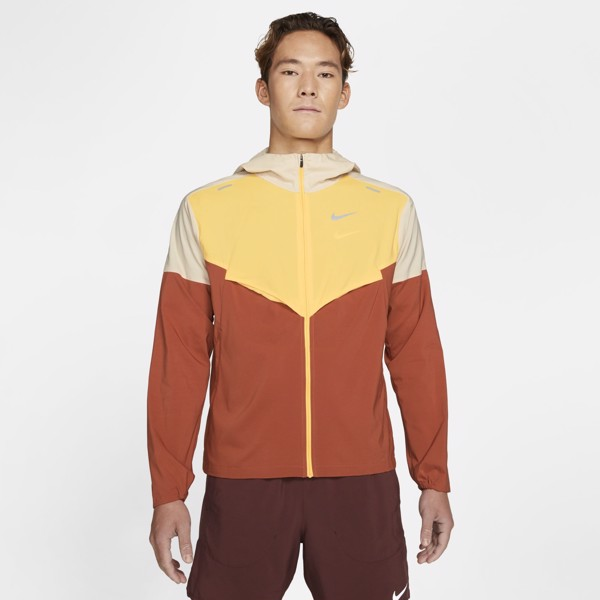Nike Repel UV Windrunner - Peach