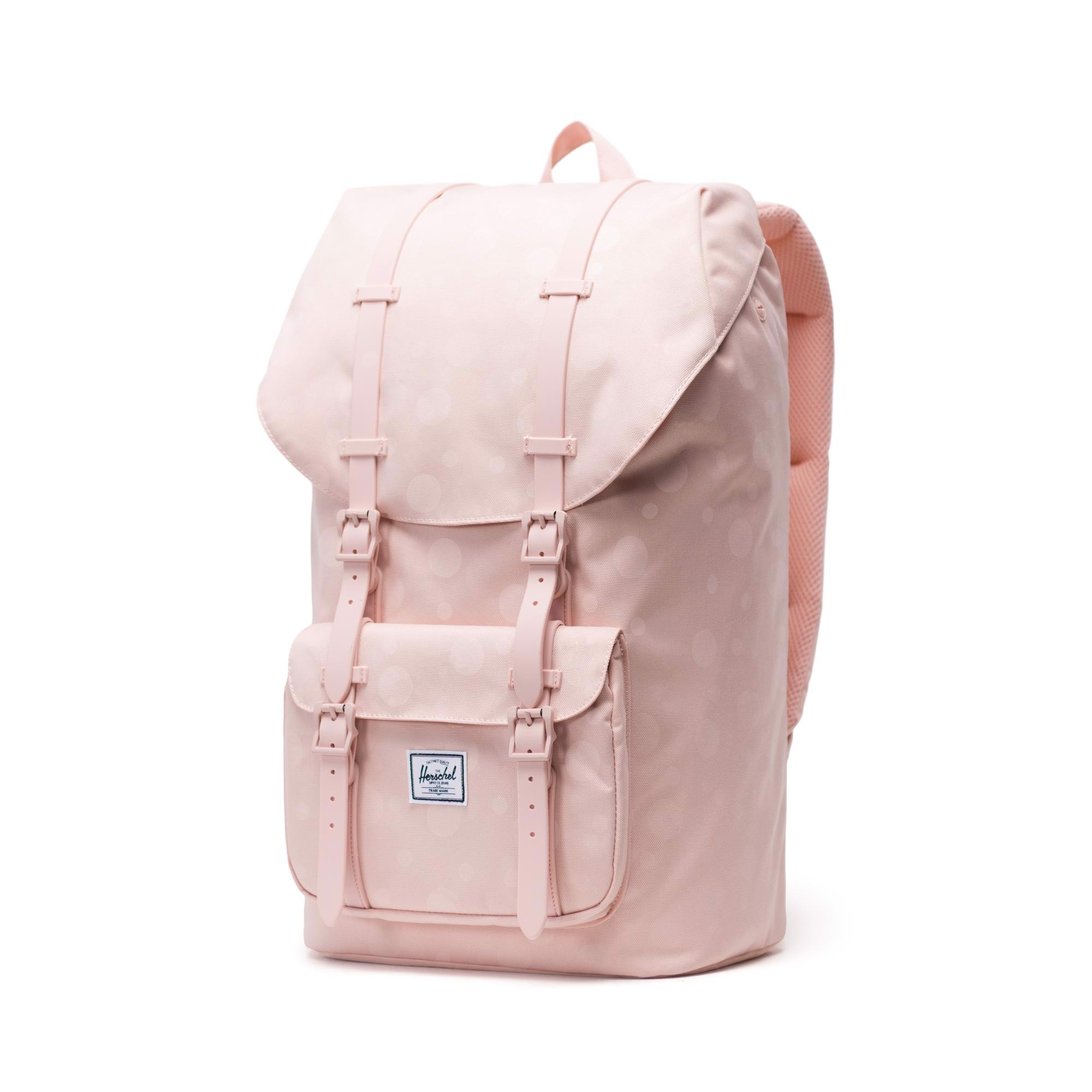 Herschel Little America | Large-Volume - Polka Cameo Rose