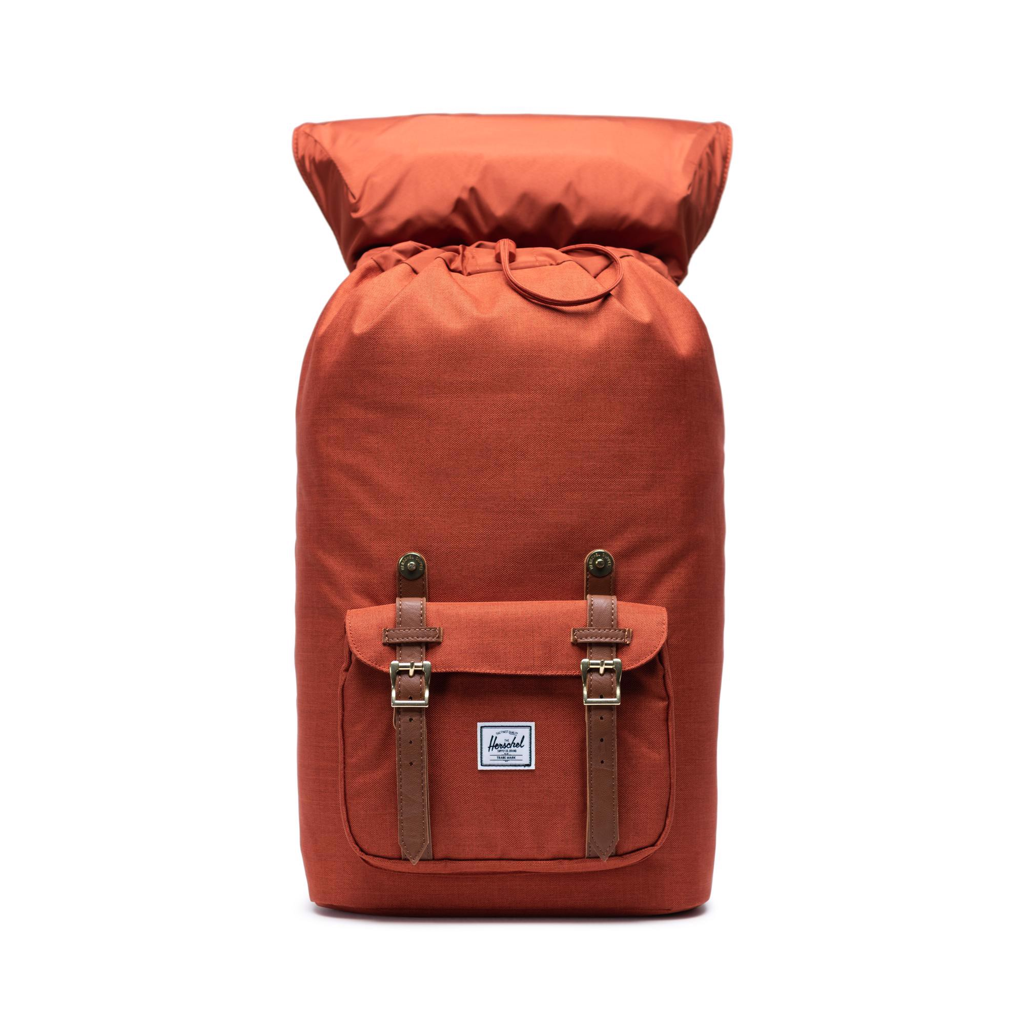 Herschel Little America | Large-Volume - Picante Crosshatch