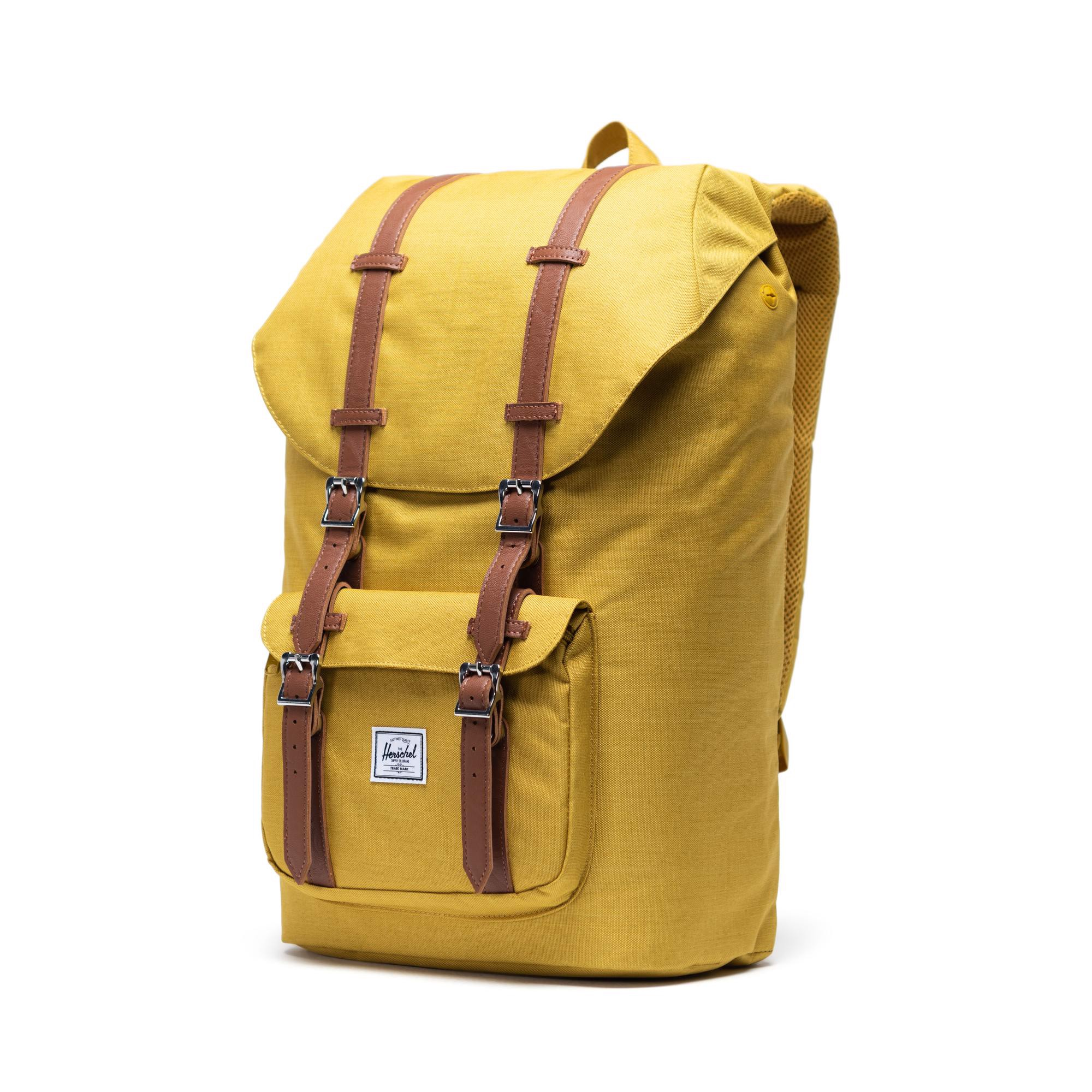 Herschel Little America | Large-Volume - Arrowwood Crosshatch