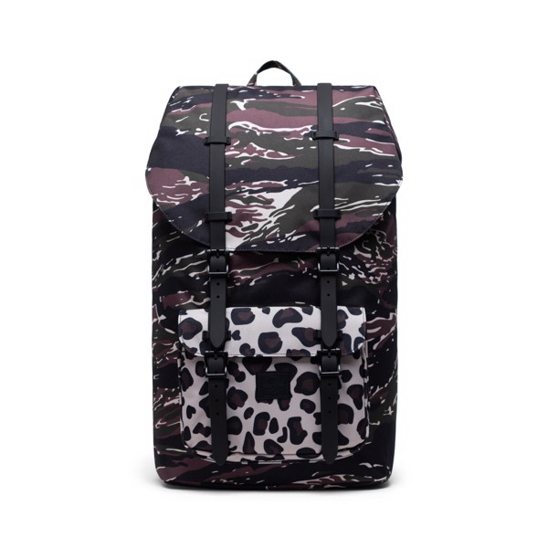 Herschel Little America | Large-Volume - Tiger Camo/Leopard