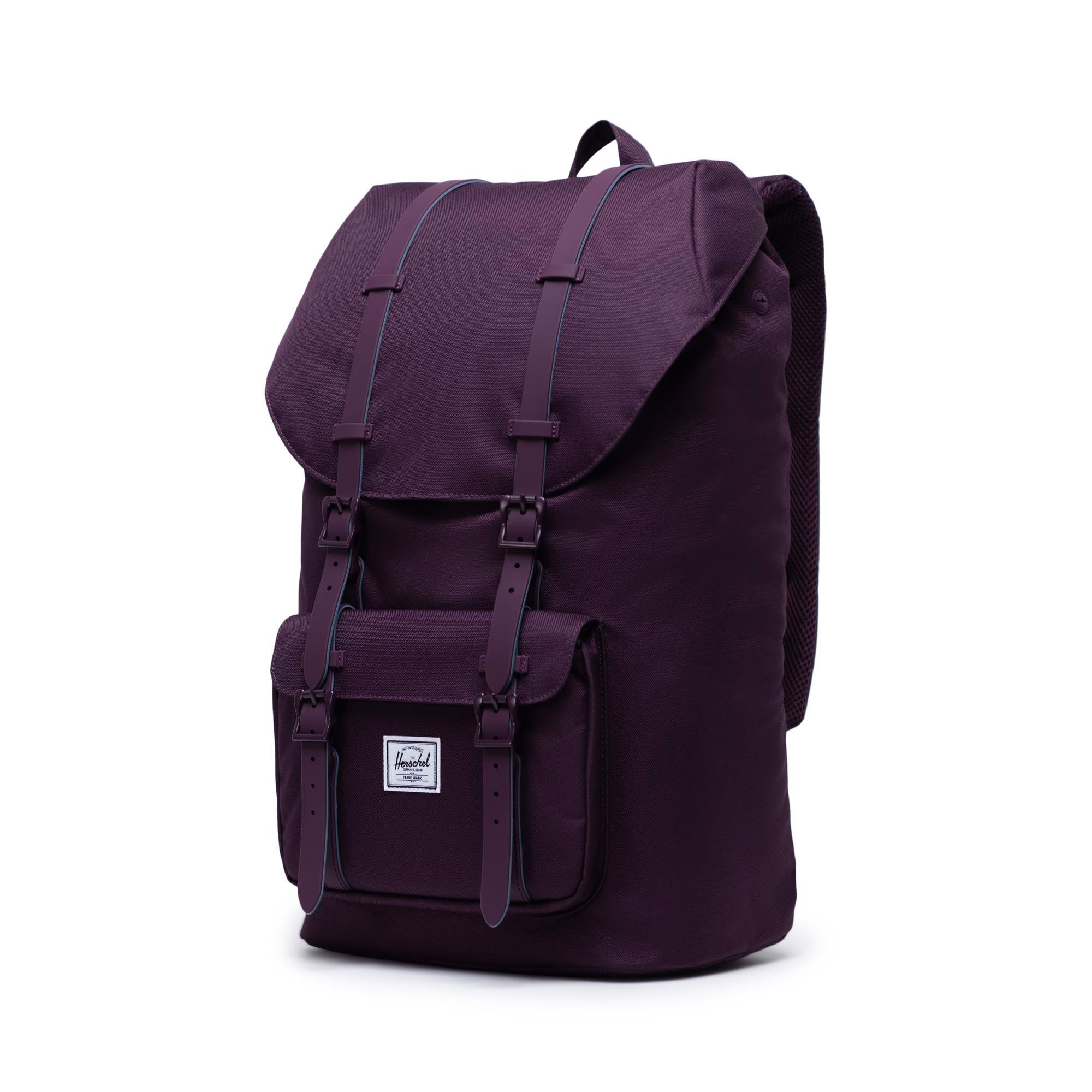 Herschel Little America | Large-Volume - Blackberry Wine
