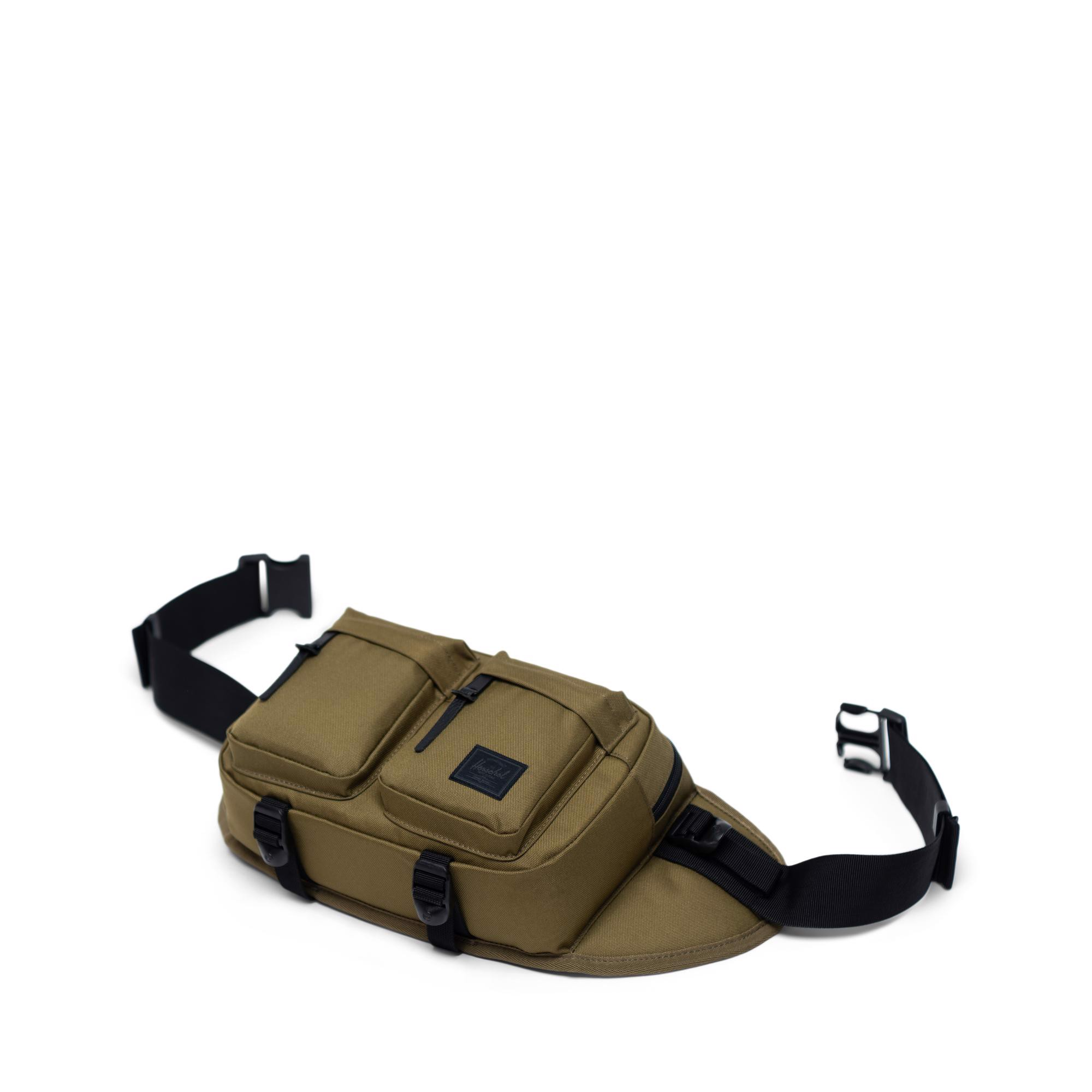 Herschel Eighteen Hip Pack - Olive