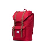 Herschel Little America | Mid-Volume - Red/Saddle Brown