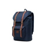 Herschel Little America | Mid-Volume - Indigo Denim Crosshatch