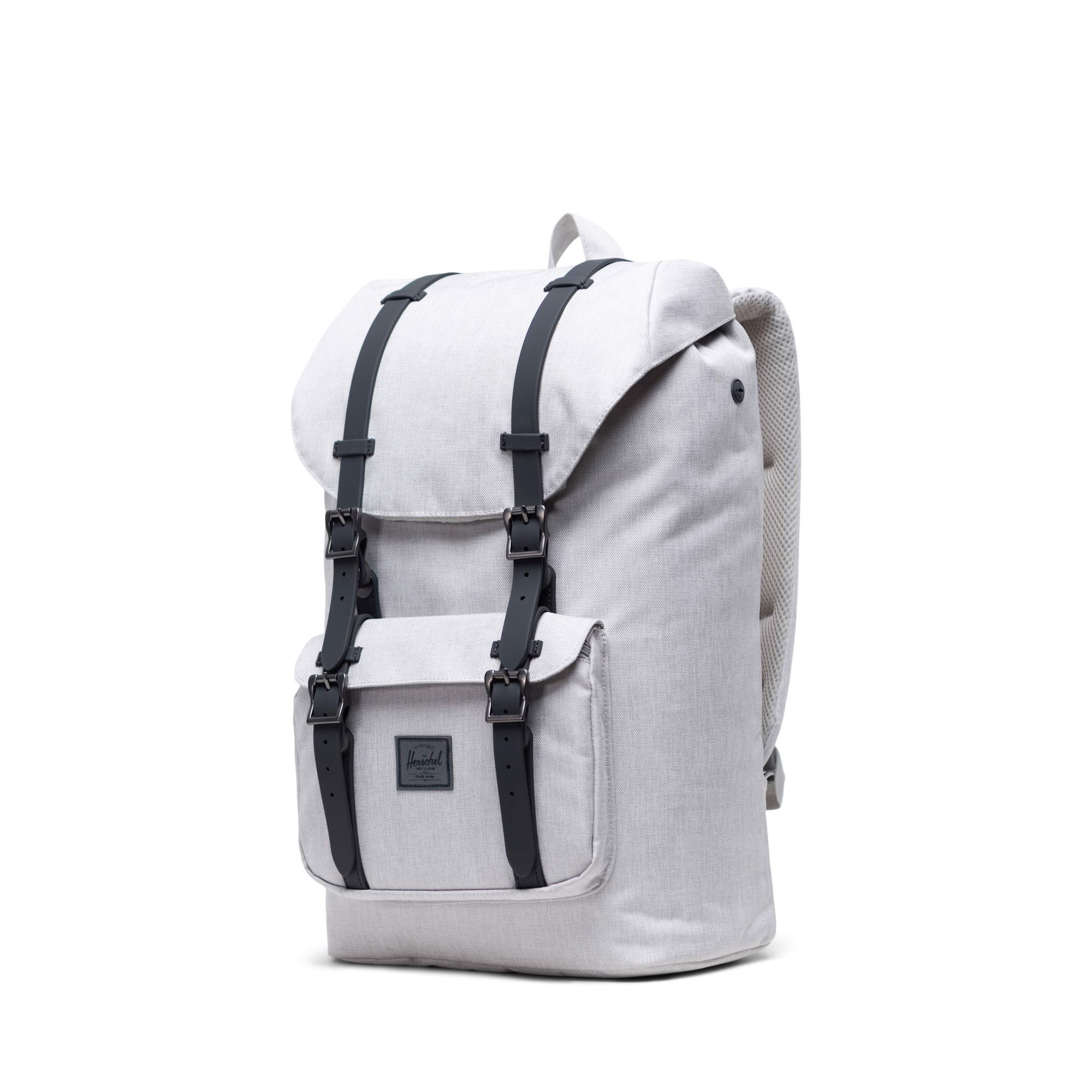 Herschel Little America | Mid-Volume - Vapor Crosshatch